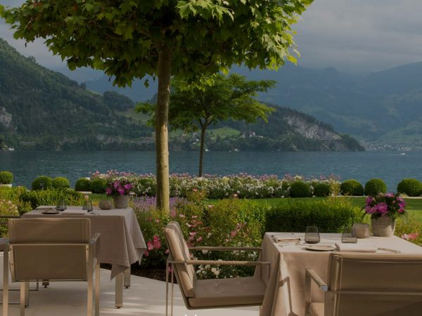 Park Hotel Vitznau Restaurant focus
