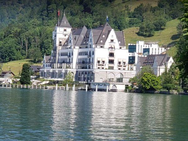 Park Hotel Vitznau View1