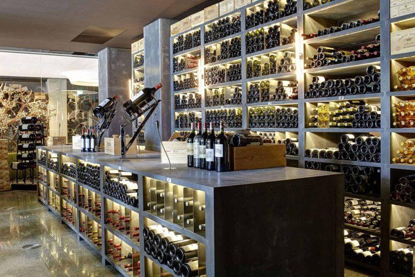 Park Hotel Vitznau Wine Cellar