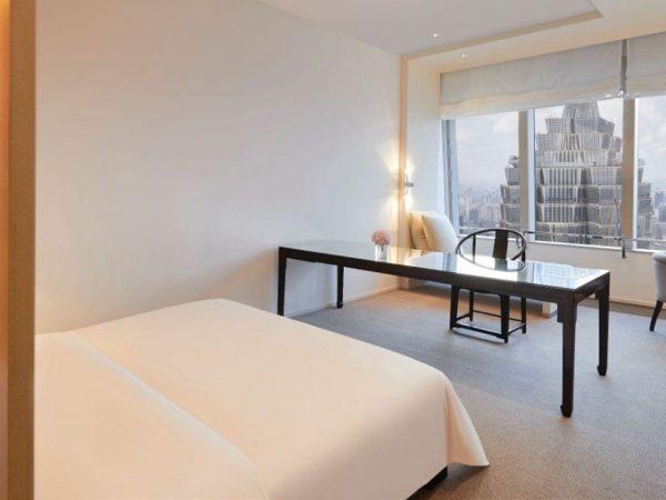 Park Hyatt Shanghai 1 King Bed with Bund View