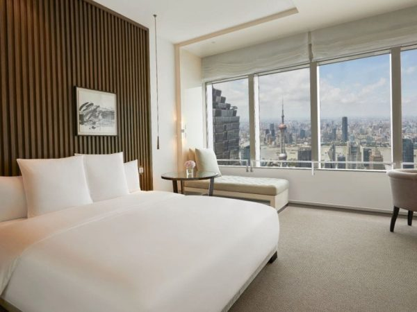 Park Hyatt Shanghai 1 King Bed with River View