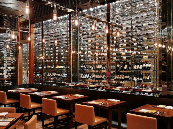 Park Hyatt Shanghai 100 Century Avenue Restaurant