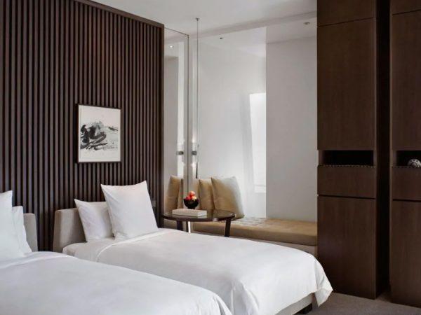 Park Hyatt Shanghai 2 Twin Beds