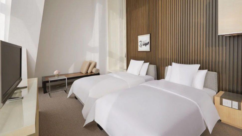 Park Hyatt Shanghai 2 Twin Beds Deluxe