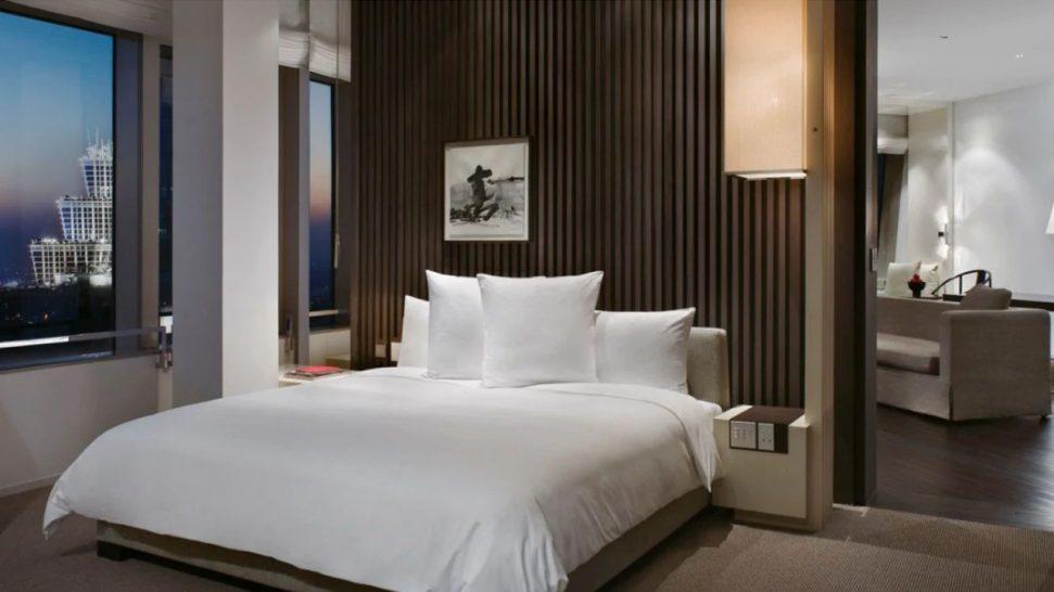 Park Hyatt Shanghai Bund View Suite