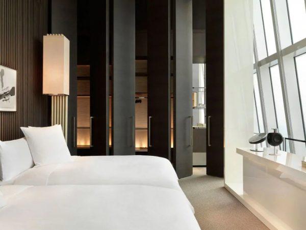 Park Hyatt Shanghai Chairman Suite