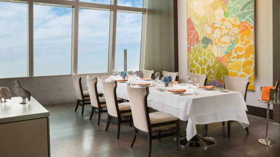 Park Hyatt Shanghai Chef's Table