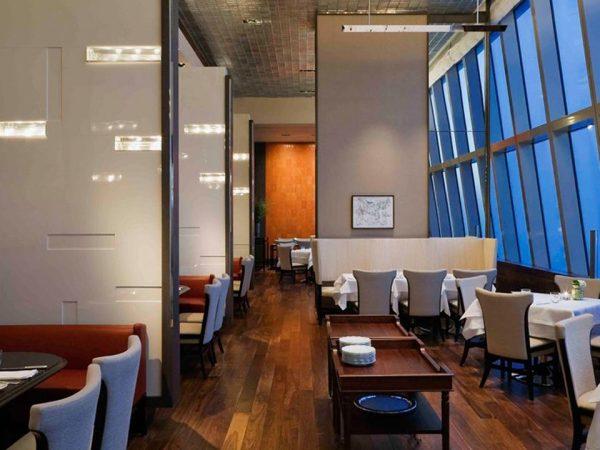 Park Hyatt Shanghai Dining Room