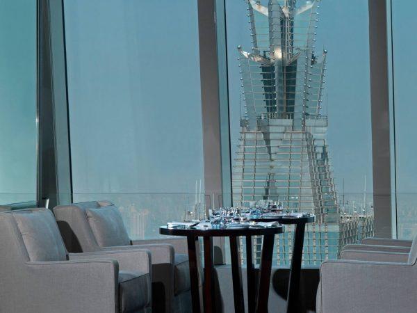Park Hyatt Shanghai Hotel View