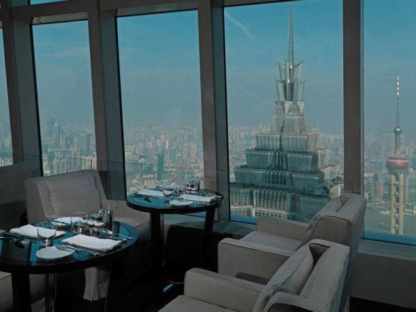 Park Hyatt Shanghai Living RoomPark Hyatt Shanghai Living Room