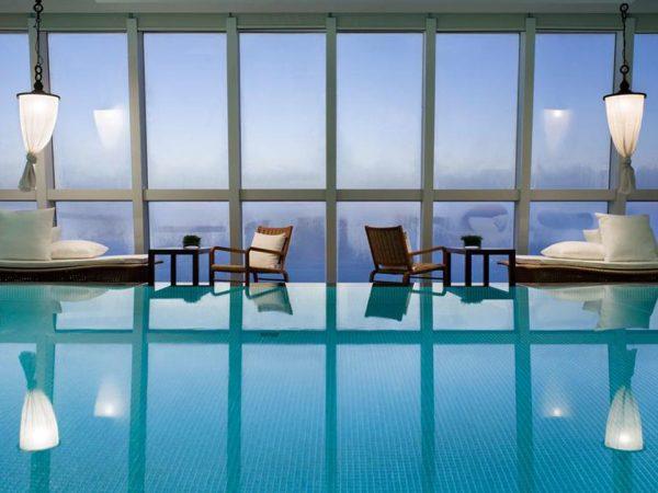 Park Hyatt Shanghai Pool