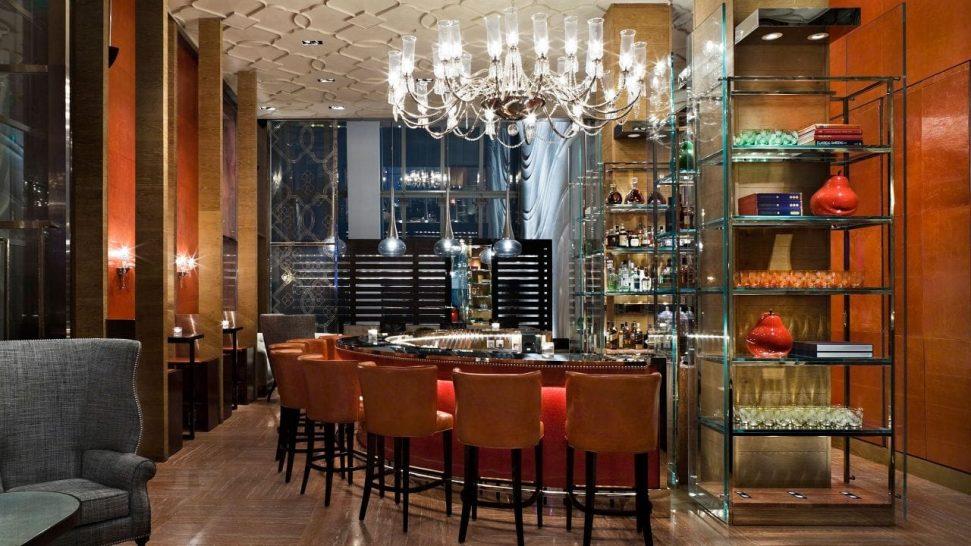Park Hyatt Shanghai Shanghai Lounge