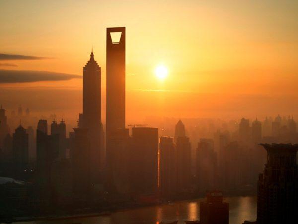 Park Hyatt Shanghai Sunset View