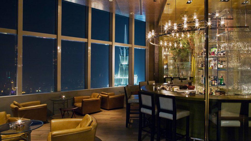 Park Hyatt Shanghai The Bar