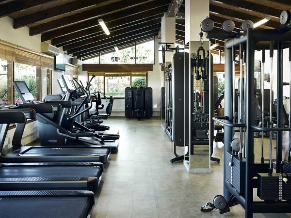 Puente Romano Beach Resort Gym