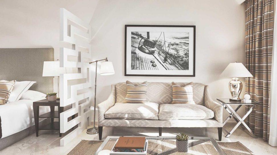 Puente Romano Beach Resort Junior Suite