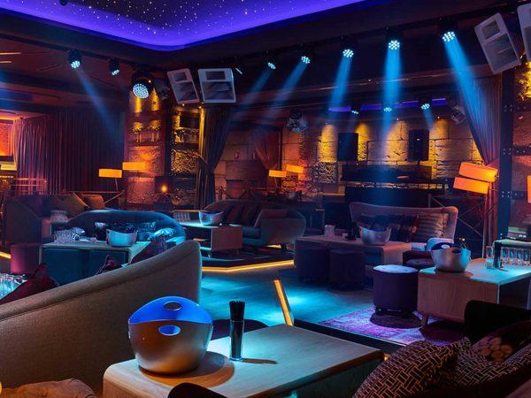 Puente Romano Beach Resort Nightclub