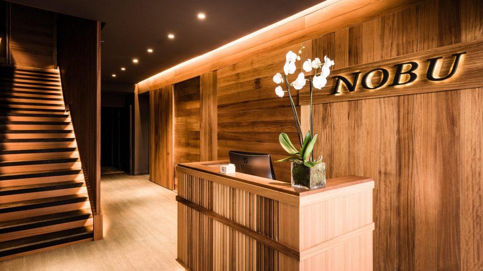 Puente Romano Beach Resort Nobu Lounge