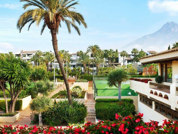 Puente Romano Beach Resort Overview
