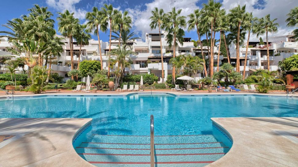 Puente Romano Beach Resort Pool