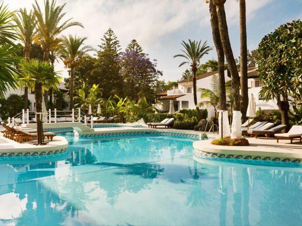 Puente Romano Beach Resort Pool2