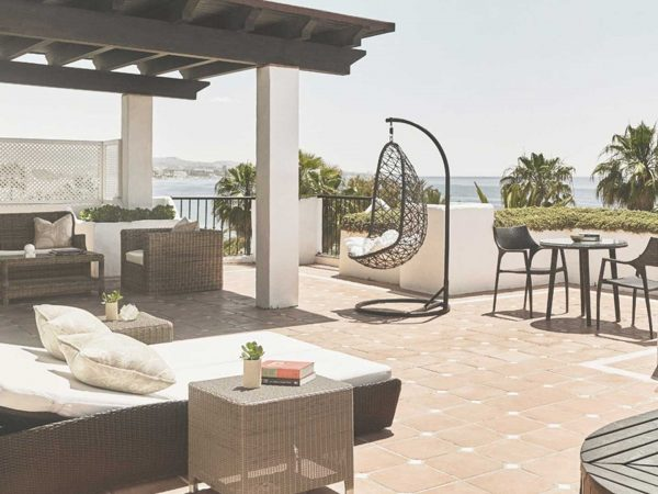 Puente Romano Beach Resort Royal Suite