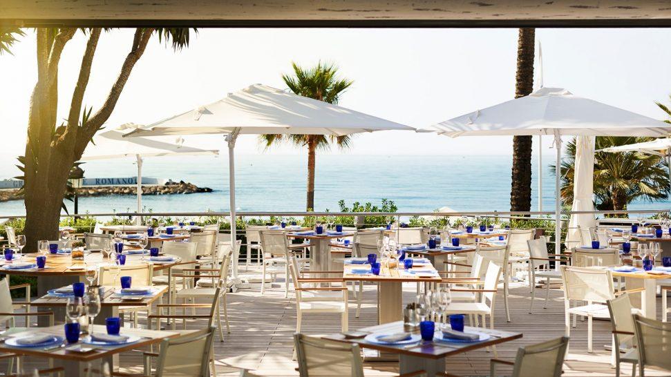 Puente Romano Beach Resort Sea Grill