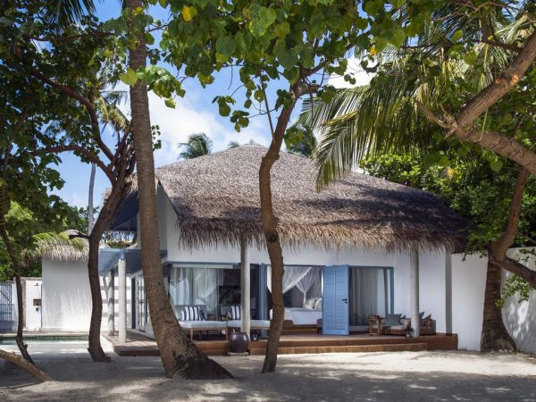 Raffles Maldives Meradhoo Hotel