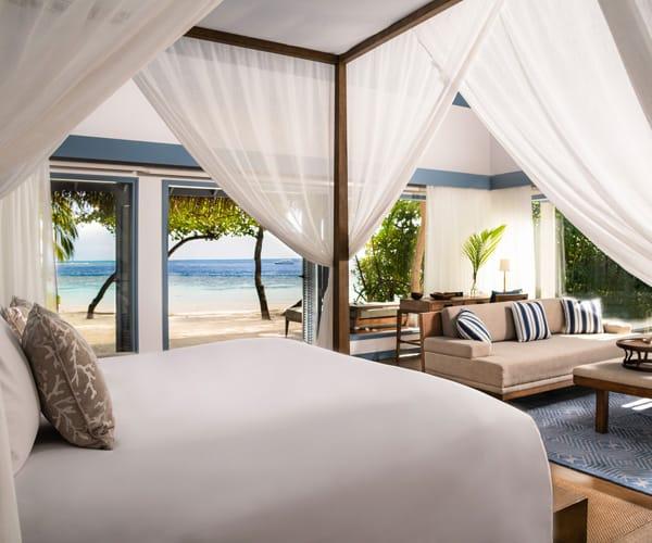 Raffles Maldives Meradhoo Royal Residence