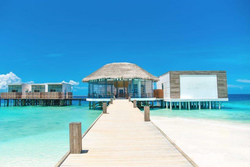 Raffles Maldives Meradhoo Spa