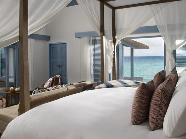 Raffles Maldives Meradhoo Sunset Overwater Residence