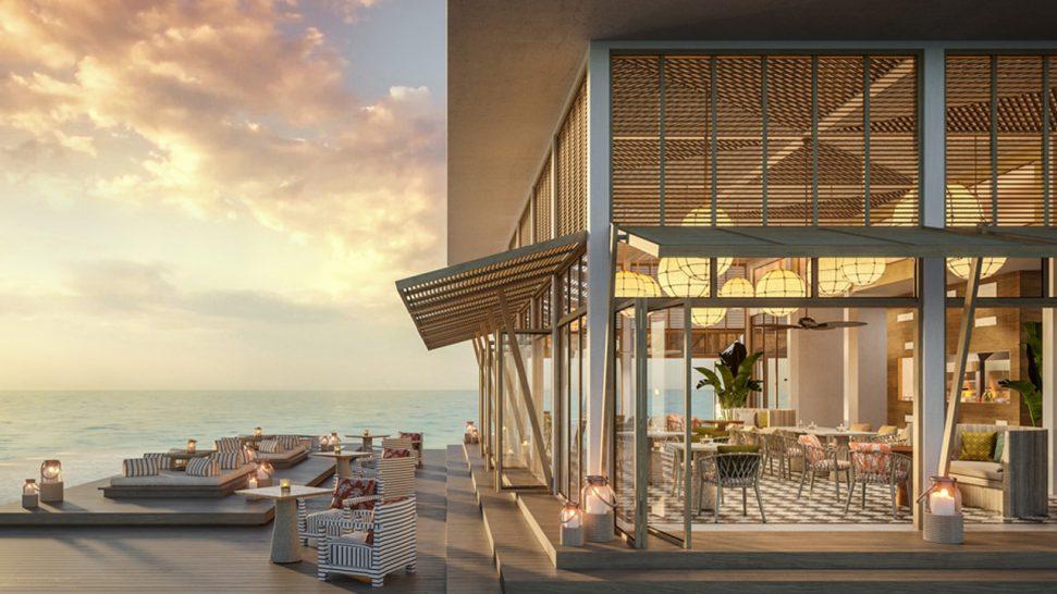 Raffles Maldives Meradhoo Yapa Sunset Bar