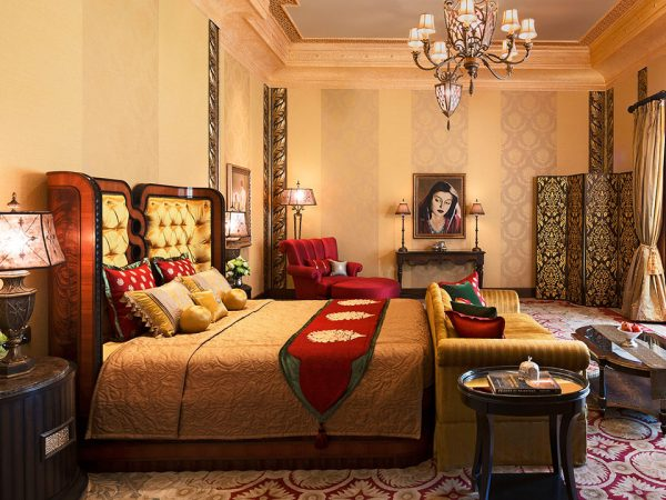 Rambagh Palace Jaipur Grand Royal Suite 1 Bedroom Garden View