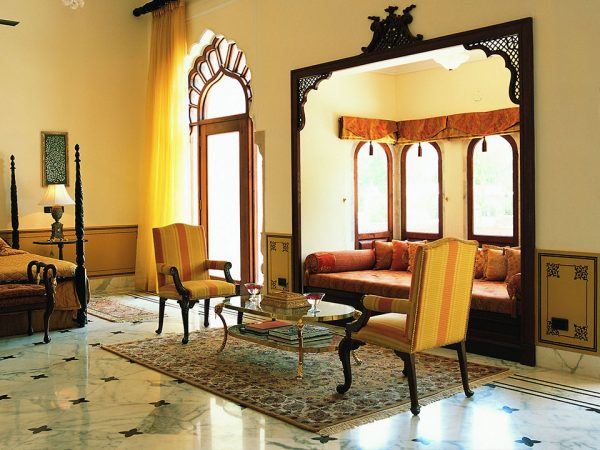 Rambagh Palace Jaipur Historical 1 Bedroom Suite Garden View