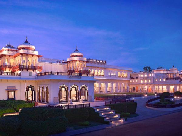 Rambagh Palace Jaipur Hotel