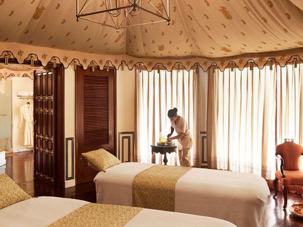Rambagh Palace Jaipur Luxury Room Garden View