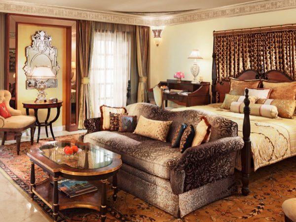 Rambagh Palace Jaipur Palace Room Garden View