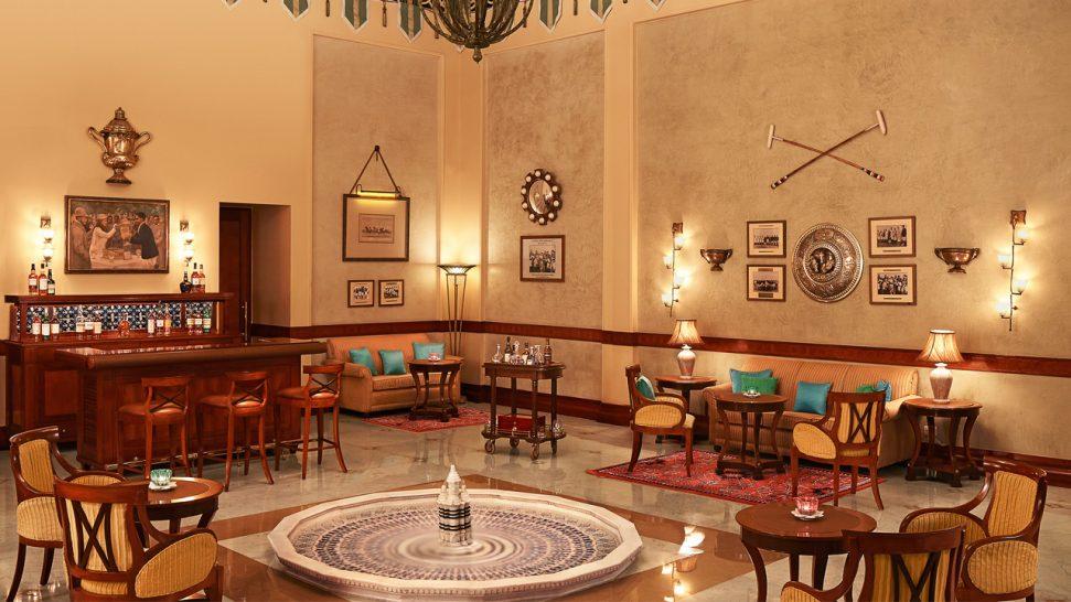 Rambagh Palace Jaipur Polo Bar