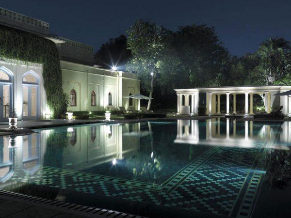 Rambagh Palace Jaipur Pool