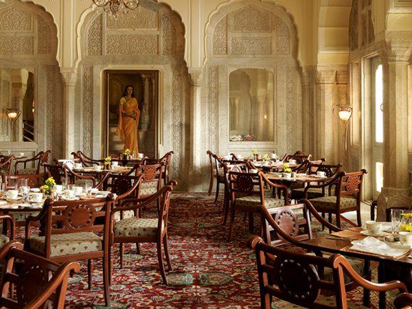 Rambagh Palace Jaipur Rajput Room
