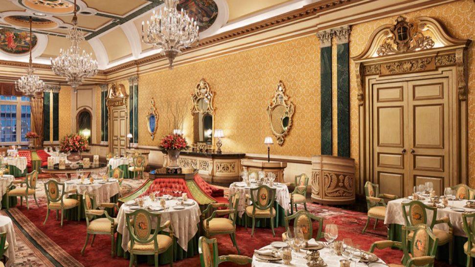 Rambagh Palace Jaipur Suvarna Mahal