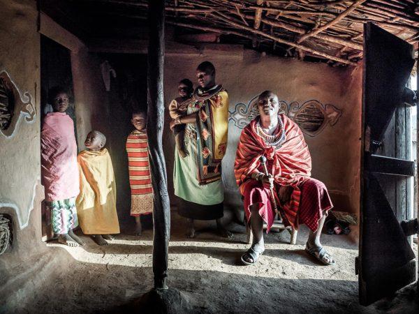 Sanctuary Olonana Cultural Visit to Maasai Village