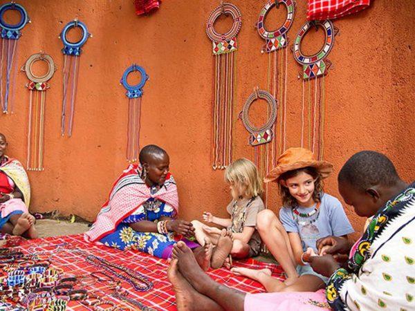 Sanctuary Olonana Kids' Activities