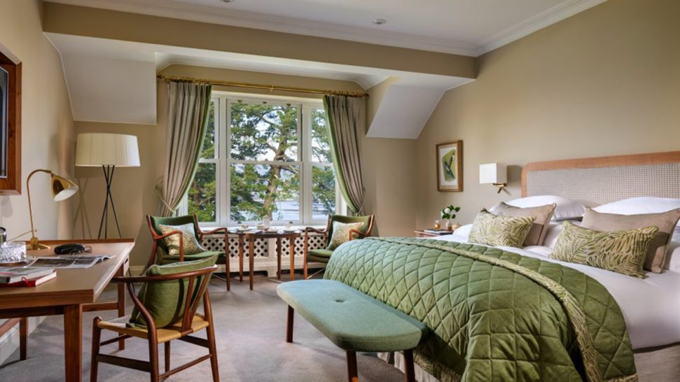 Sheen Falls Lodge Classic Rooms