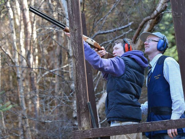 Sheen Falls Lodge Clay Pigeon Shooting
