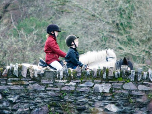 Sheen Falls Lodge Horse Riding