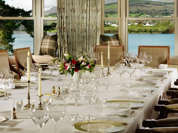 Sheen Falls Lodge Private Dining