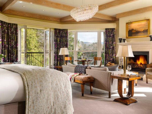 Sheen Falls Lodge Signature Suites