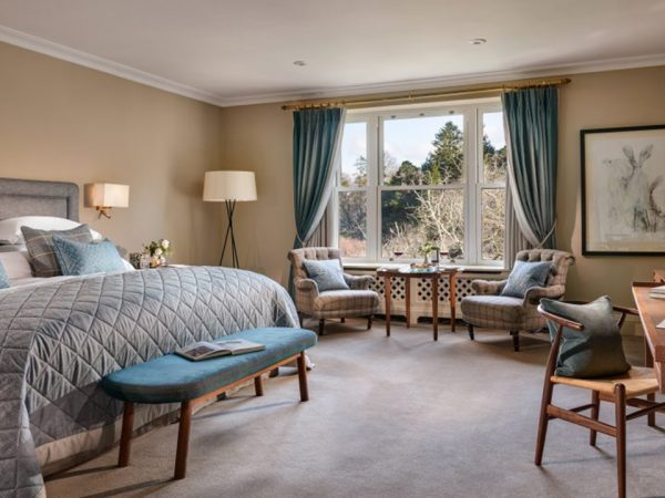 Sheen Falls Lodge Superior Deluxe Rooms