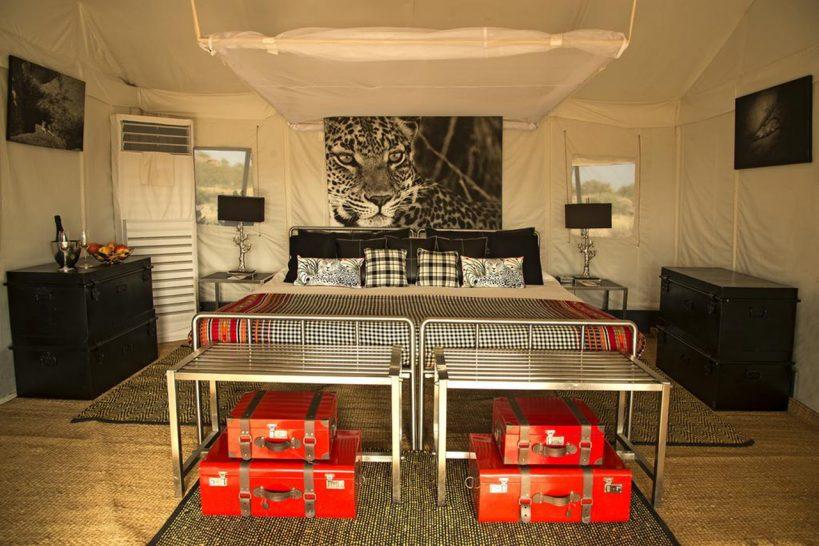 Sujan Jawai Leopard Camp Luxury Tents